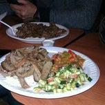 Photo taken at Pita Kitchen by Romany M. on 4/15/2012