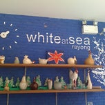 Photo taken at White@sea by Oo on 5/11/2012