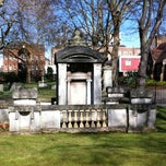 Photo taken at The Soane Mausoleum by Srinivasan R. on 4/6/2012