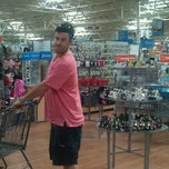 Photo taken at Walmart Supercenter by Mariela G. on 3/30/2012