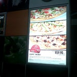 Photo taken at Debonairs Pizza, Banbury Crossing by Julius N. on 4/25/2012