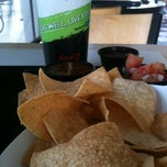 Photo taken at Baja Fresh by Paul E. on 8/11/2012