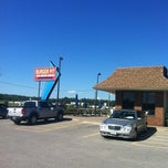 Photo taken at Burger Pit by Kevin S. on 6/30/2012