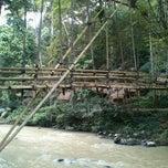 Photo taken at Wisata Suku Baduy by Sintha T. on 3/17/2012