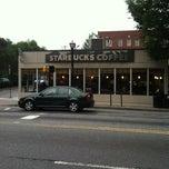 Photo taken at Starbucks by Steve W. on 5/12/2012
