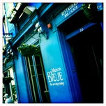 Photo taken at Maison Bleue by Ricky B. on 3/30/2012