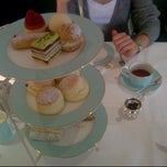Photo taken at Fortnum & Mason by Karma N. on 5/2/2012