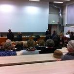 Photo taken at TTÜ II Õppehoone by James B. on 3/26/2012