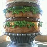 Photo taken at McDonald's (Big Mac Museum Restaurant) by Joseph M. on 4/7/2012