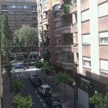 Photo taken at Cinco Villas by Max👾 l. on 7/7/2012