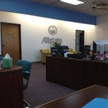 Photo taken at Allstate by Heather S. on 3/28/2012