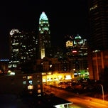 Photo taken at Rooftop Terrace At Post Uptown Place by Michelle E. on 3/11/2012