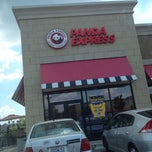 Photo taken at Panda Express by Micah B. on 7/10/2012