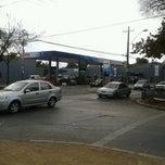 Photo taken at Copec San Martin by Paulo F. on 4/27/2012