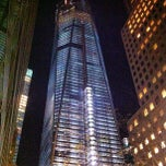 Photo taken at World Trade Center Construction Security by Juston P. on 4/28/2012