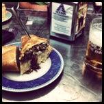 Photo taken at Adrian Café Restaurante by Jon L. on 8/23/2012