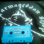 Photo taken at Armageddon Records by Jeff D. on 6/13/2012