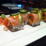 Photo taken at Hinote Sushi by Anne M. on 6/18/2012