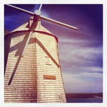 Photo taken at Judah Baker Windmill by Karoline Z. on 5/17/2012
