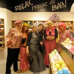 Photo taken at LUSH by Strictly business people think R. on 6/1/2012