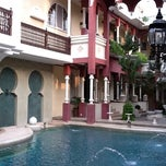 Photo taken at Morocco's House by arya t. on 7/6/2012