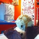 Photo taken at La Nimma Cafe by Fardy W. on 4/19/2012