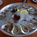 Photo taken at Matunuck Oyster Bar by Reeve on 9/3/2012