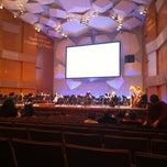 Photo taken at Minnesota Orchestra by Courtney L. on 2/26/2012