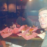 Photo taken at Wings Pizza N Things by Malcolm M. on 2/15/2012