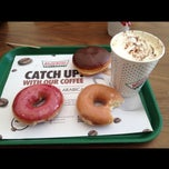 Photo taken at Krispy Kreme by Anthony G. on 5/19/2012