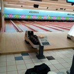 Photo taken at Thunderbird Lanes by Rahfe M. on 4/5/2012
