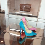 Photo taken at Jimmy Choo by Bob W. on 9/1/2012