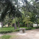 Photo taken at Ariano Villa Comunale by Andrea G. on 5/22/2012