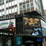 Photo taken at UGC Montparnasse by Philippe T. on 4/10/2012