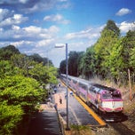 Photo taken at Franklin/Dean College MBTA Station by Berry I. on 6/28/2012