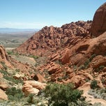 Photo taken at Red Rock Canyon National Conservation Area by Alex D. on 9/2/2012