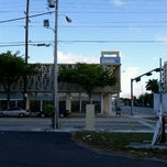 Photo taken at Chase Bank by Miami Maserati S. on 3/15/2012