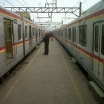 Photo taken at Stasiun Cilebut by Fajar M. on 7/5/2012