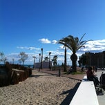 Photo taken at Playa Torre Sant Vicent by Laia M. on 4/15/2012