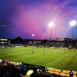 Photo taken at Buck Shaw Stadium by Jesse F. on 7/19/2012