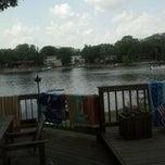 Photo taken at Big Muskego Lake by Julie B. on 7/5/2012