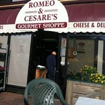 Photo taken at Romeo and Cesare's Gourmet Shoppe by Michael F. on 6/15/2012