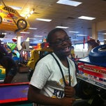 Photo taken at Chuck E. Cheese's by Michael W. on 9/11/2012