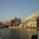 Photo taken at Water Taxi Landing 2 - Harborplace by Cheryl F. on 6/20/2012