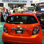 Photo taken at Chevrolet SponsorZone by Chevrolet on 7/9/2012