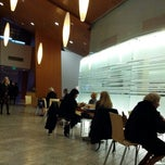 Photo taken at Walt Disney Concert Hall Cafe by Michel A. on 3/18/2012