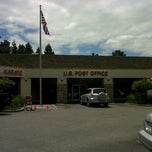 Photo taken at US Post Office - Blossom Valley by ShopSaveSequins on 7/17/2012