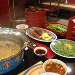 Photo taken at MK by Ying J. on 4/9/2012