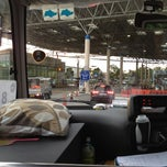 Photo taken at Jurong Island Checkpoint Pass Office by Rhey M. on 8/23/2012
