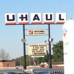 Photo taken at U-Haul by LJ on 4/14/2012